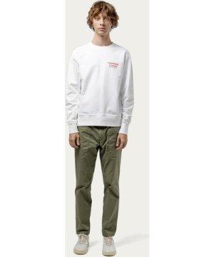 White Shaper Sweatshirt