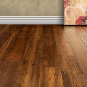 Tesoro Woods | Salvaged Pine Collection, Smoked | Pine Wood Flooring