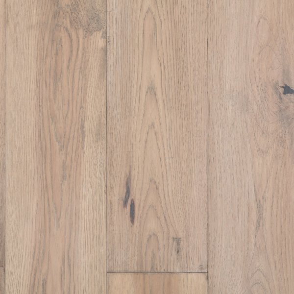 Tesoro Woods - Hickory Wood Flooring - Coastal Inlet, Fog