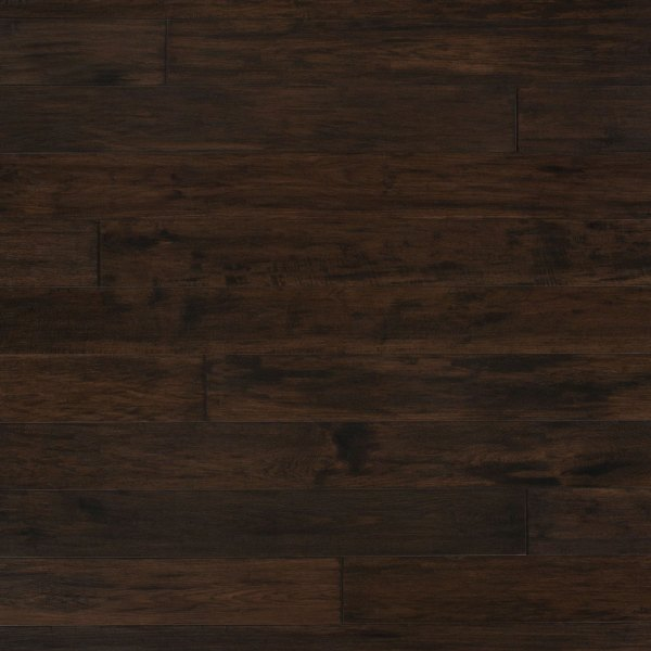 Tesoro Woods - Hickory Wood Flooring - Coastal Inlet, Saddle
