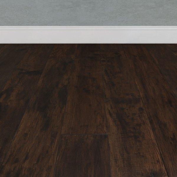 Tesoro Woods - Hickory Wood Flooring - Coastal Inlet, Saddle