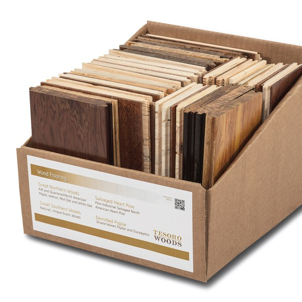 Tesoro Woods Sample Box B