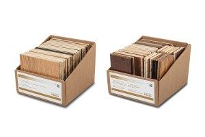 Tesoro Woods Wood Sample Boxes