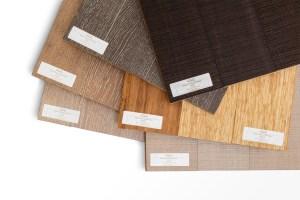 Tesoro Woods Display Bamboo Panel Set