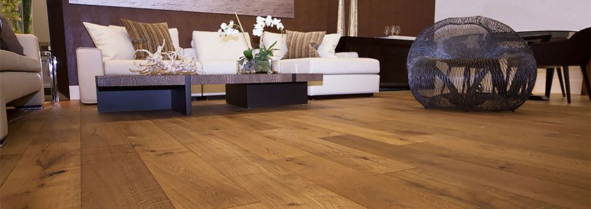 Tesoro Woods | Wood Flooring - Brushed Patina Collection