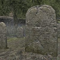 Graveyard in Falkreath