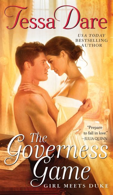 Image result for the governess game tessa dare