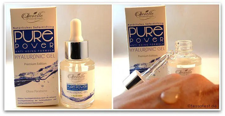 develle-kosmetik-produkte-test-bericht-erfahrung-pure-power-hyaluronic-gel