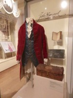 John Hancock's coat and chest, Old State House Museum, Boston