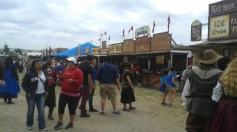 Ren Fair Food Court