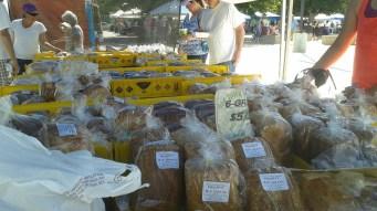 Bread from San Bernardino