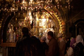 Church of the Holy Sepulchre - Jerusalem 2011