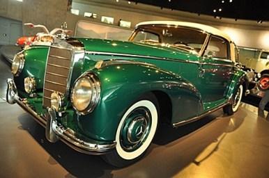 Automuseum Mercedes Benz