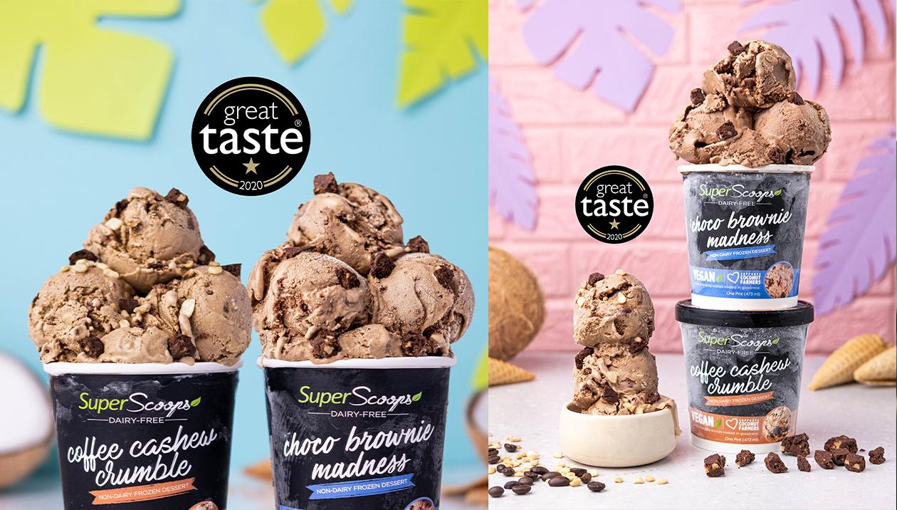 Plant-based Filipino ice cream