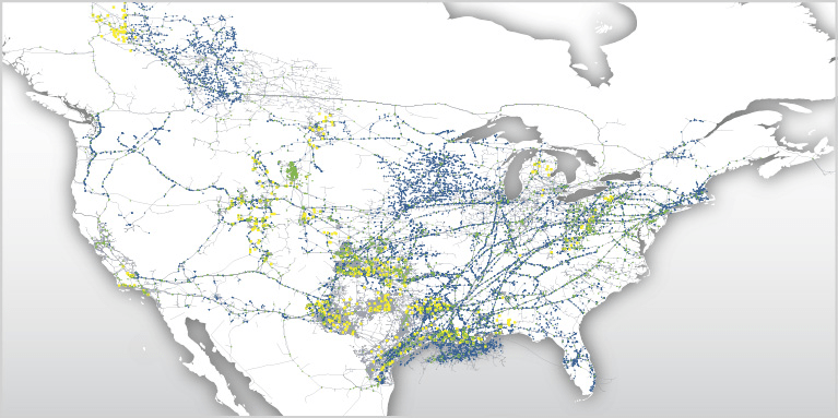 OIL AND GAS DATA CATALOGING