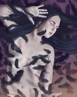 Raven Queen Rising