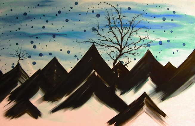Winds of Forever - 24x36 - $50