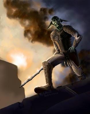Goblin Vet