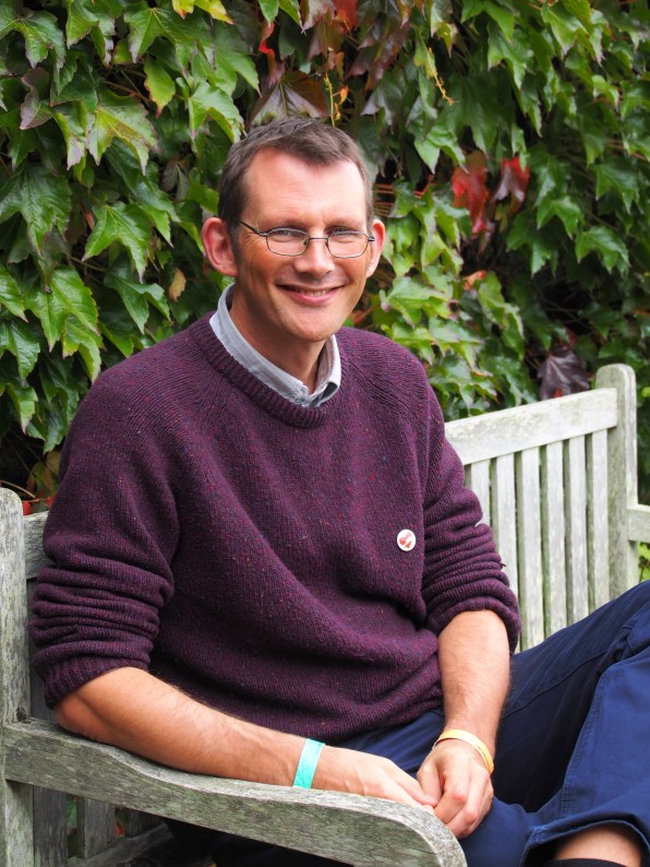 Rob Hopkins, co-founder of the Transition Network.