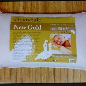Guanciale-Demaflex-Piuma-Gold