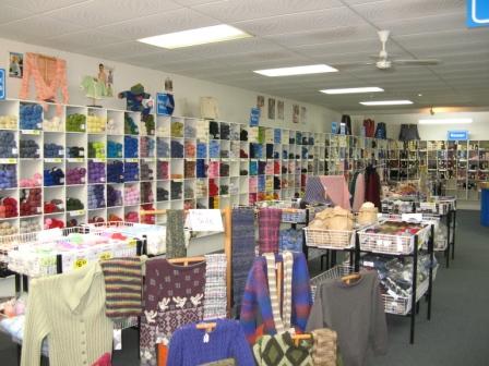 Knit World: 26 The Octagon, Dunedin