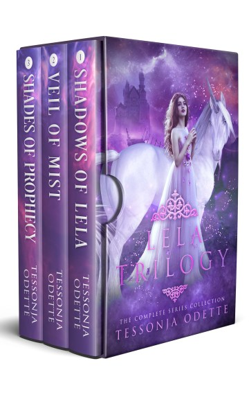 Lela Trilogy Complete Series Collection