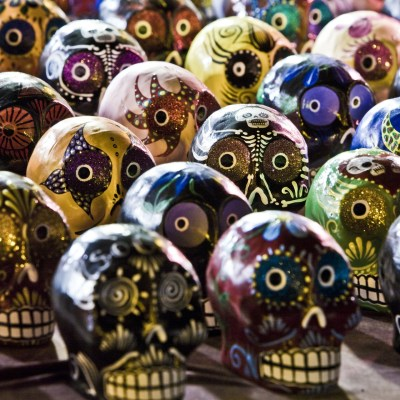 5 Altar Items for Samhain, Halloween, and the Day of the Dead