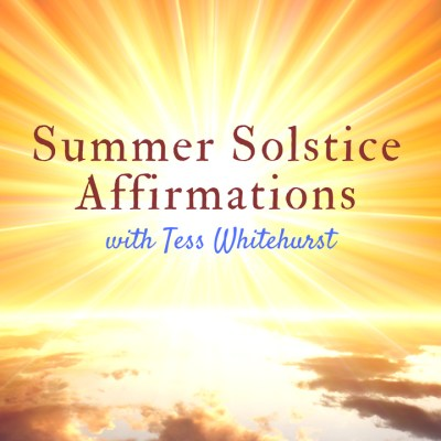 Summer Solstice Affirmations