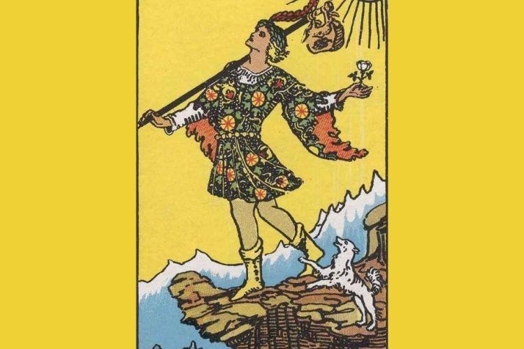 The Fool Card Tarot Quotes