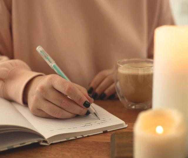 Self Love Journal Prompt
