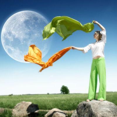 Aquarius Full Moon Ritual
