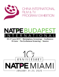 CIFTPE - NATPE Budapest International - NATPE Miami