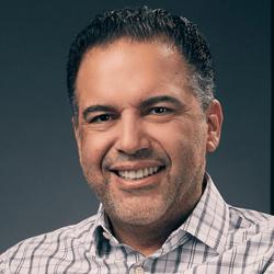 Francisco Ramos VP of Latin American Content