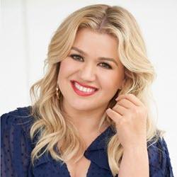 Kelly Clarkson Emmy Award winning talk show host Grammy Award winning artist Original American Idol winner