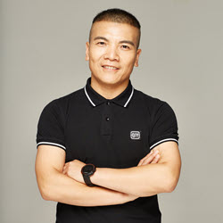 Leo Geng Senior Vice President iQIYI