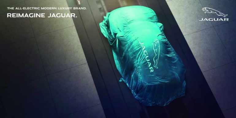 Jaguar punta alla completa elettrificazione entro il decennio