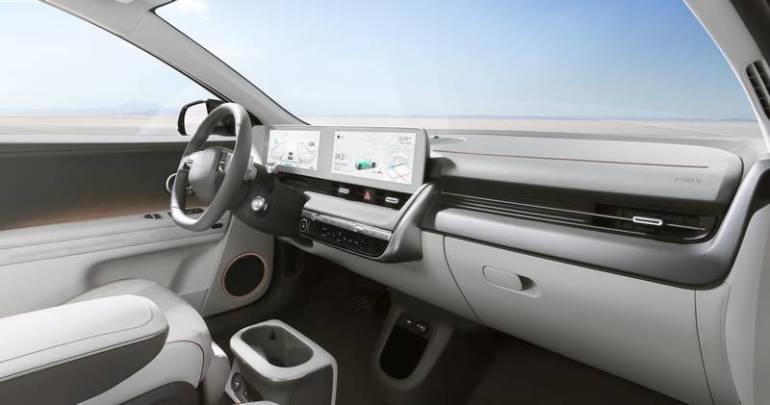 La nuova plancia Hyundai