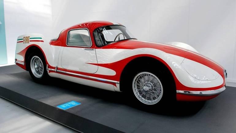 Auto a turbina Fiat