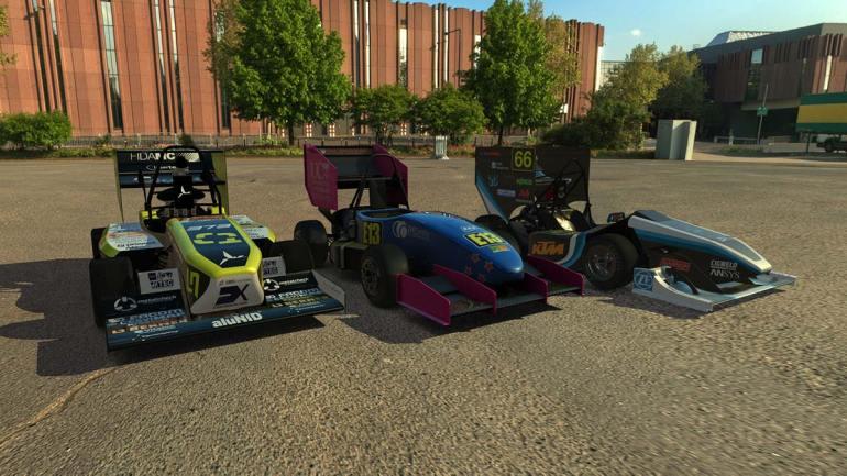 Migliori Mod per Assetto Corsa – Formula Student Pack