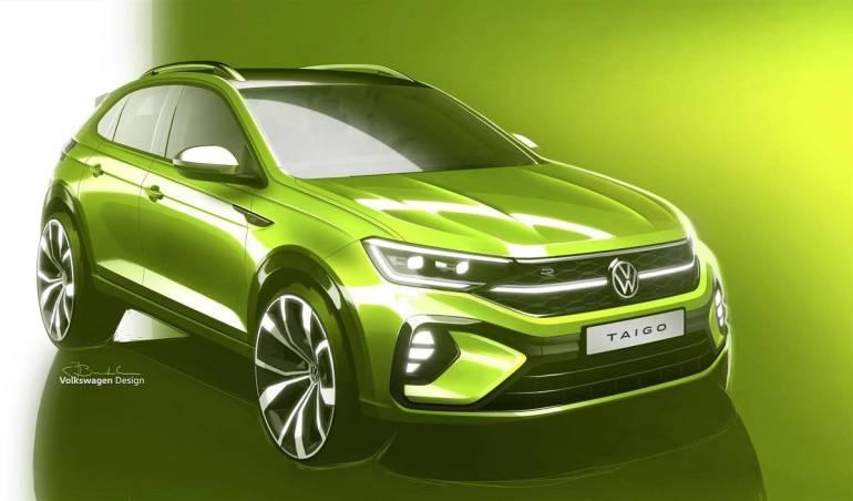 Anteprima nuova Volkswagen Taigo