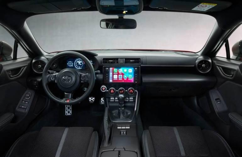 Interni nuova Toyota 2021