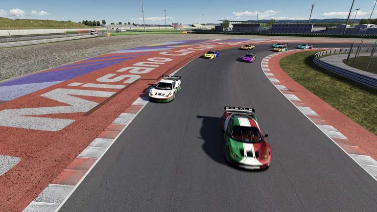 Misano World Circuit per Assetto Corsa
