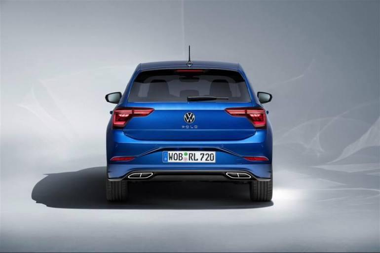 Posteriore Volkswagen Polo 2021