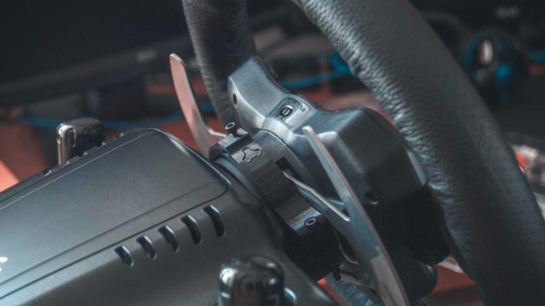 mod 3drap cambio al volante G25 G27 G29 G920 G923 montato