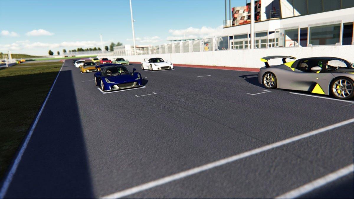 Dallara Stradale mod per Assetto Corsa
