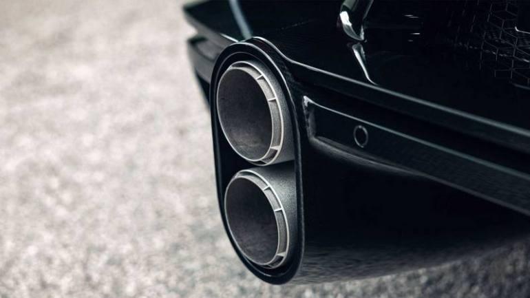 Dettaglio Bugatti Chiron Super Sport
