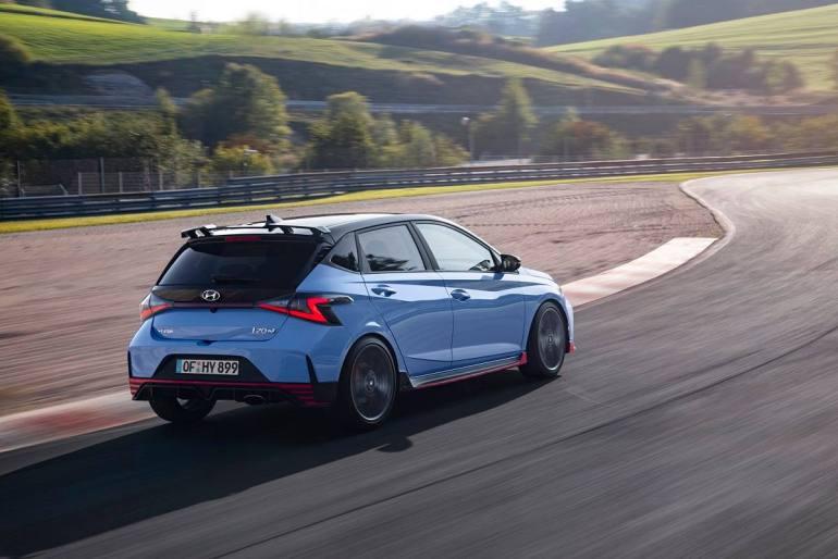 Hyundai N-Driving Experience a Monza