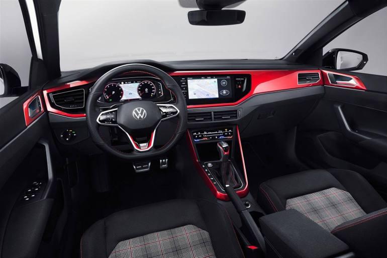Interni Polo GTI 2021