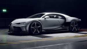 Bugatti Chiron Super Sport: scheda tecnica della Chiron più estrema