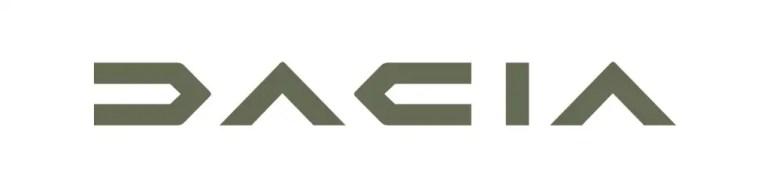 Logo istituzionale esteso Dacia 2021
